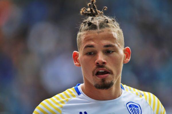 Aston Villa make formal bid for Leeds midfielder Kalvin Phillips