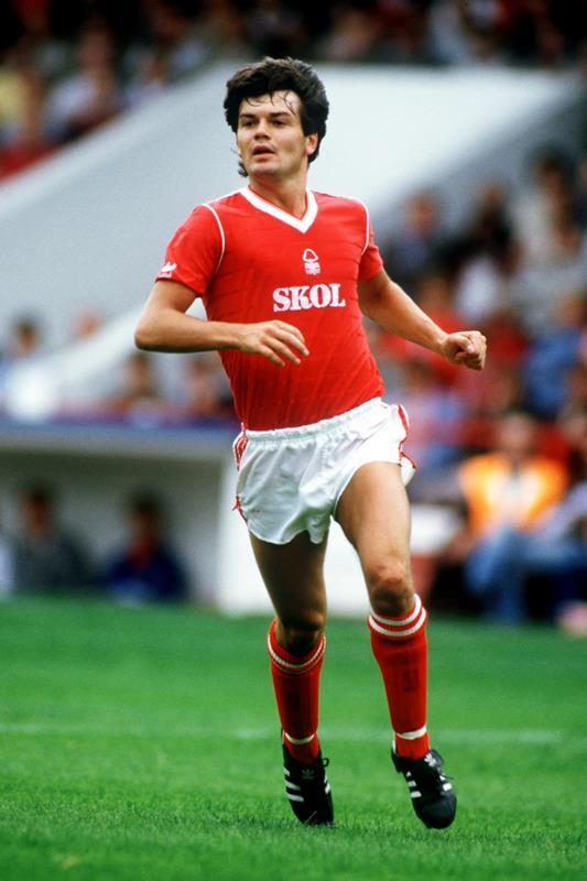 Steve Hodge - Nottingham Forest