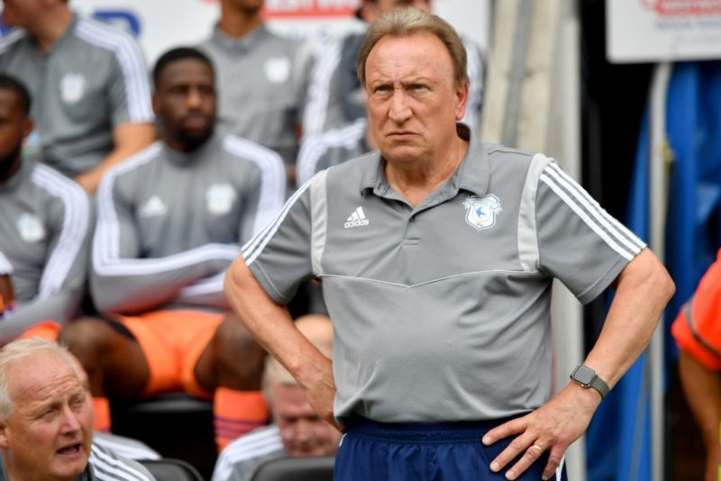Neil Warnock - Cardiff City
