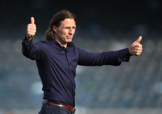Gareth Ainsworth fuels speculation linking him to Lincoln City