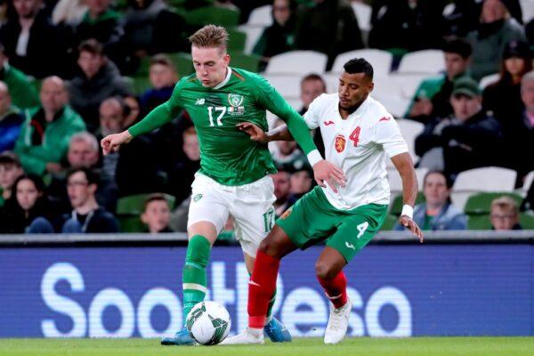 Portsmouth winger Ronan Curtis makes first Republic of Ireland start