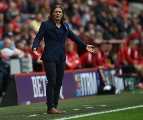 Gareth Ainsworth baffled by refereeing in Peterborough loss