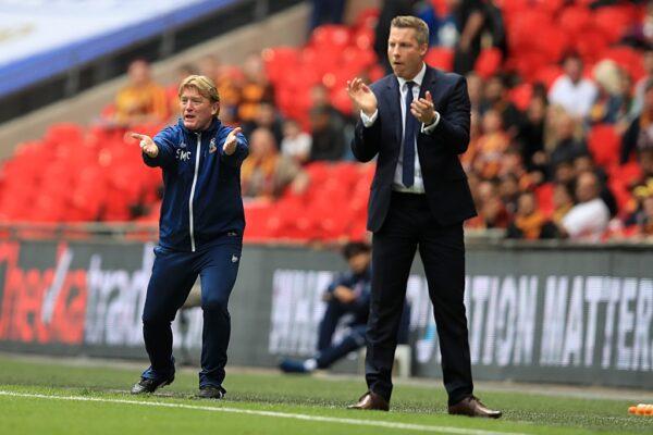 Bradford City legend Stuart McCall eager to entertain