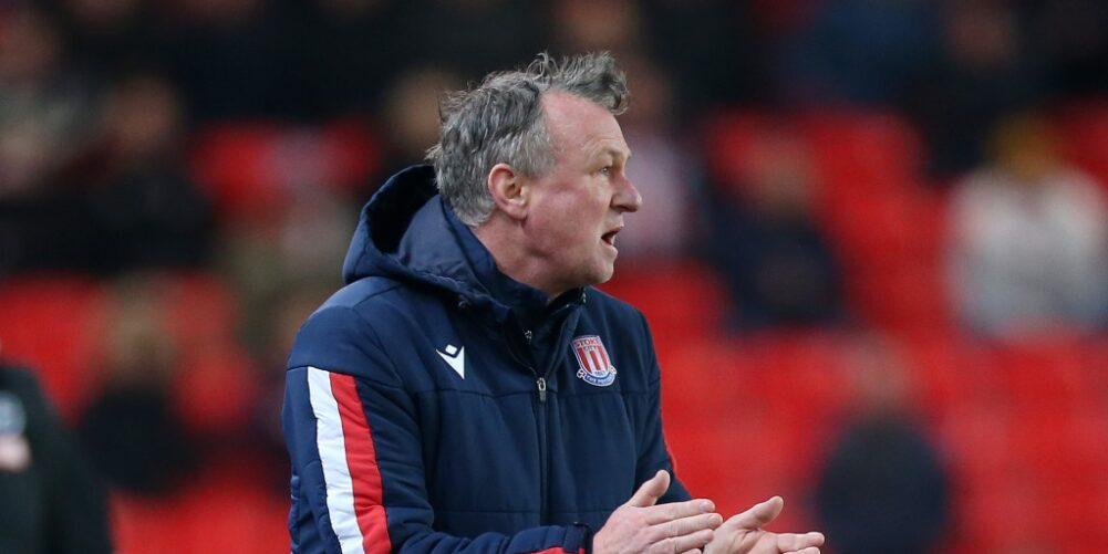 Michael O'Neill - Stoke City manager