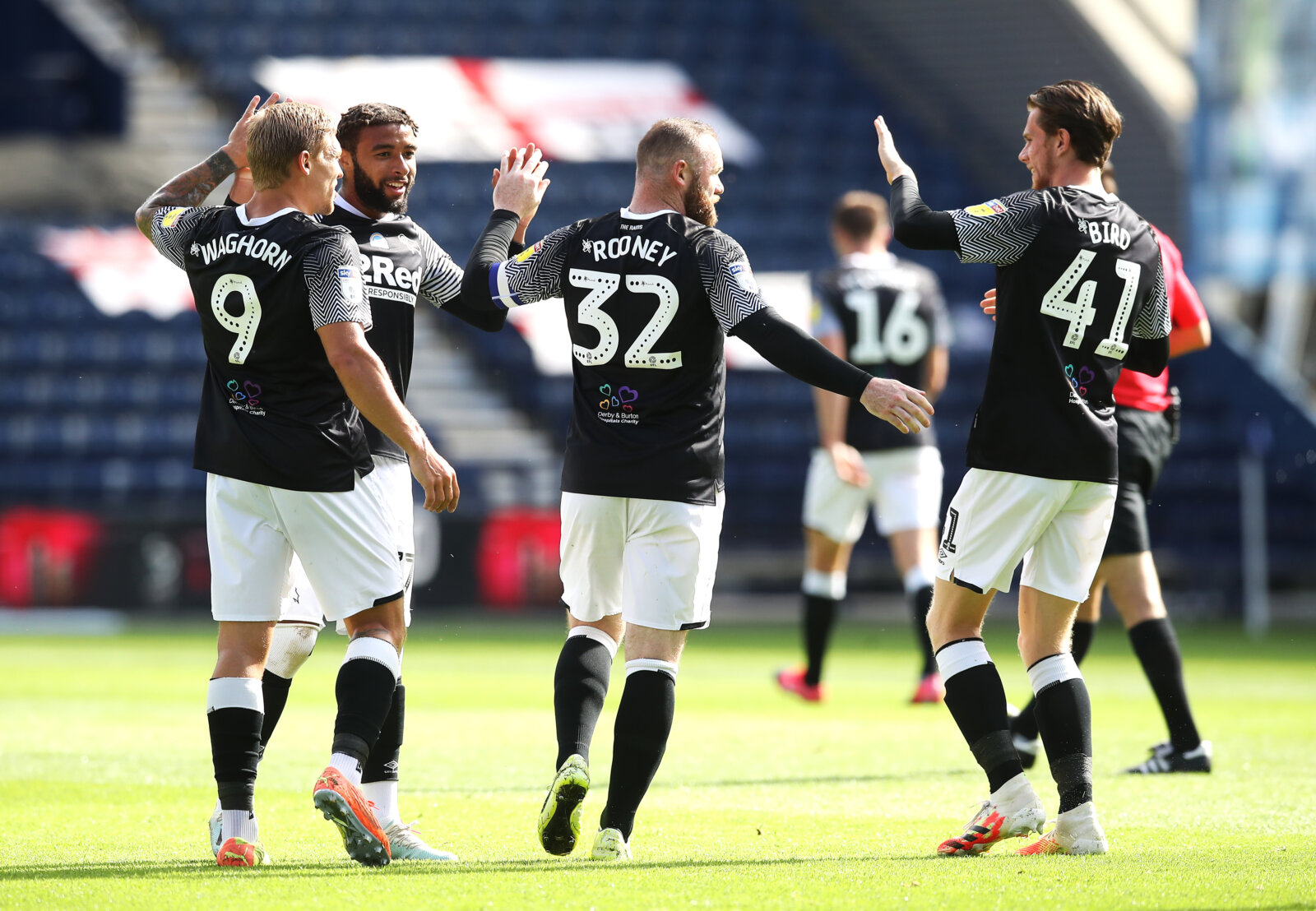 EFL Championship: New Rule Gives Derby County Two More Players