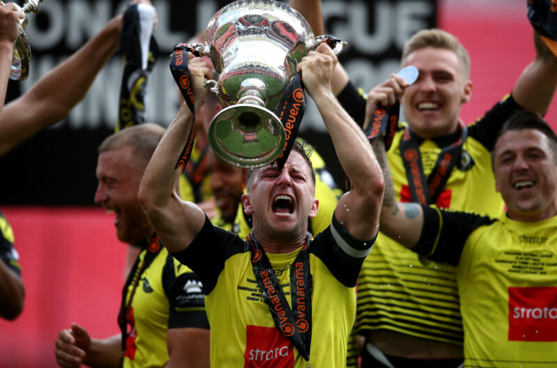 REPORT: National League Promotion Final – Harrogate Town 3 Notts County 1