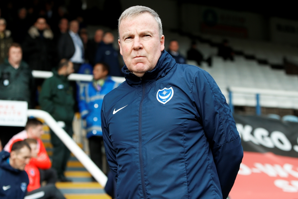 Kenny Jackett sizes up Portsmouth promotion bid