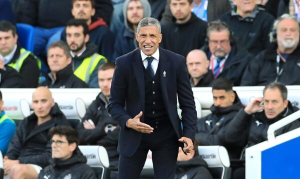 Ins and outs will be firmly under my control, says Chris Hughton