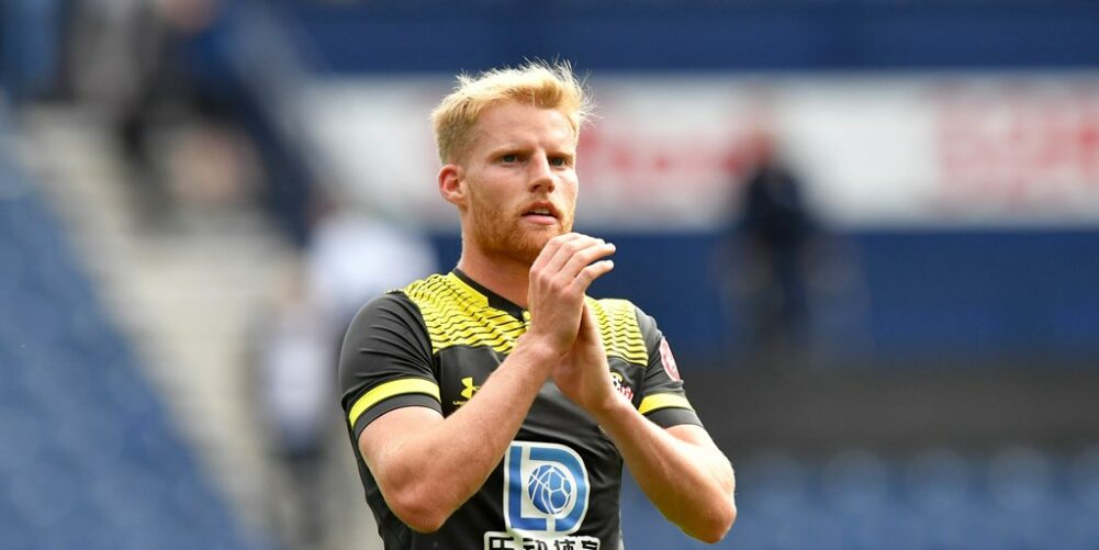 Southampton winger Josh Sims is set to join Doncaster Rovers on loan