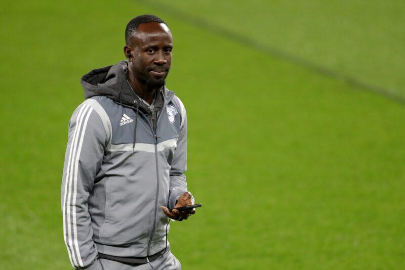 QPR winger Albert Adomah