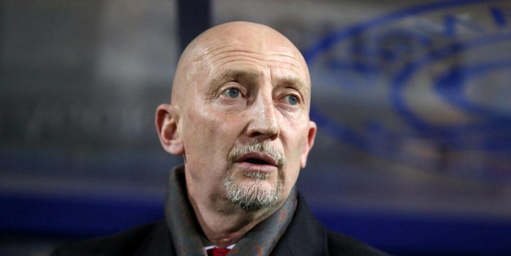 Grimsby Town boss Ian Holloway