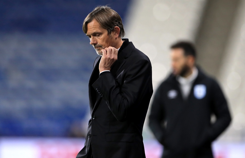 Dutch media report Phillip Cocu on brink of sack at Derby