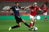 Bristol City winger Andi Weimann