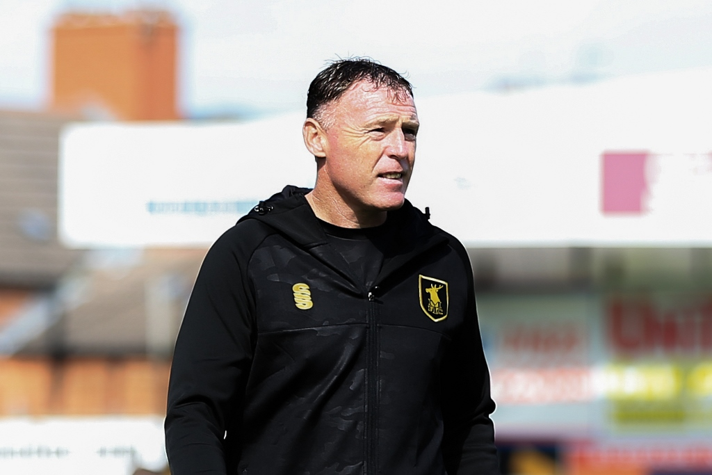 Mansfield Town sack Graham Coughlan after heavy defeat to Barrow