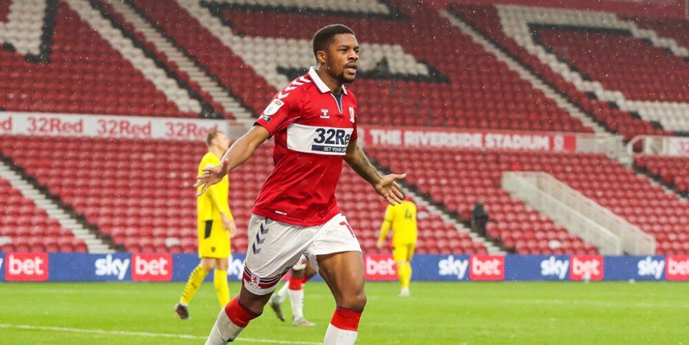 Middlesbrough forward Chuba Akpom