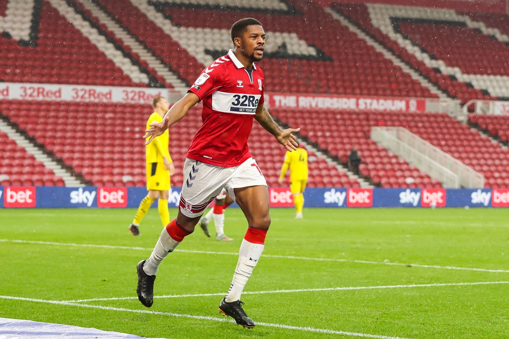 Akpom: 'Middlesbrough call came at the perfect time'