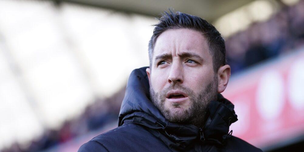 Former Bristol City manager Lee Johnson