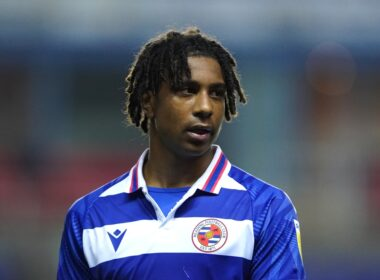 Reading midfielder Michael Olise