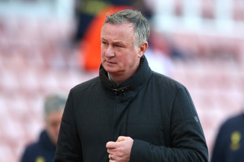 Big Interview: Stoke City boss Michael O'Neill has the Potters turning a corner