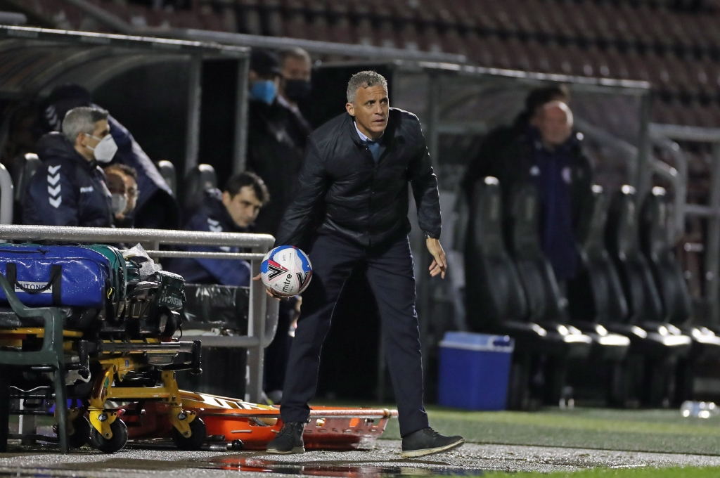 Curle: We won't take Oxford City lightly in FA Cup
