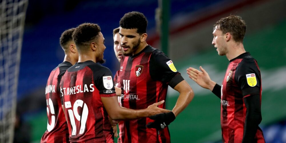 AFC Bournemouth striker Dominic Solanke