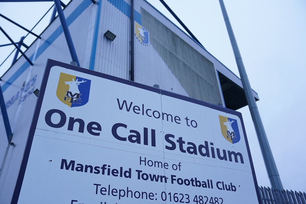 Mansfield v Salford postponed due to snowfall