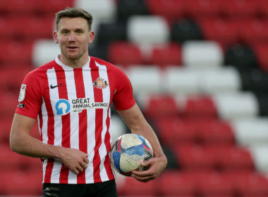Sunderland striker Charlie Wyke
