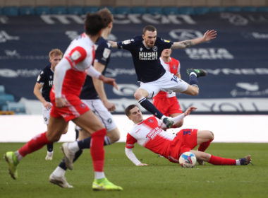 Millwall 0-0 Wycombe Wanderers