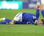 Cardiff's Joe Bennett feared to have suffered serious knee injury