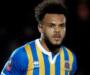 Striker Aaron Amadi-Holloway joins Burton